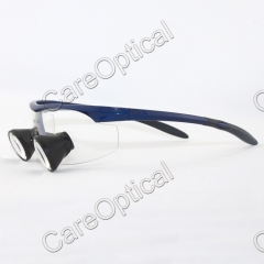 3.5X TTL dental surgical loupes sports Frameswith LED light H60