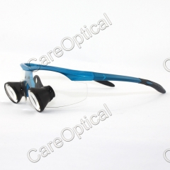 3.0X TTL dental surgical loupes sports FrameswithLED light H60