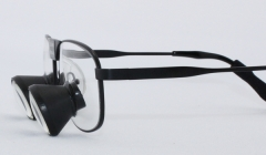 3.5X TTL dental surgical loupes titanium FrameswithLED light H60