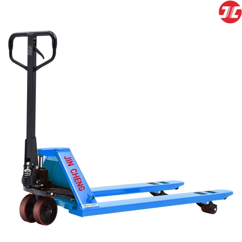 JCH30TB2 Hand Pallet Truck 3000kg 3ton 6600lbs Capacity Excellent Manual Jack Pallet Hot Sale