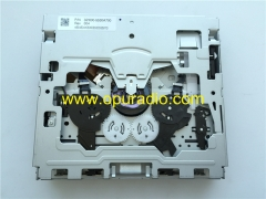 Fujitsu Ten Single CD drive Deck Loader mechanism exact for 2012 2013 Toyota Yaris MK4 86140-0D010 0D020 0D030 car Radio MAP SAT NAV Media Phone Navig