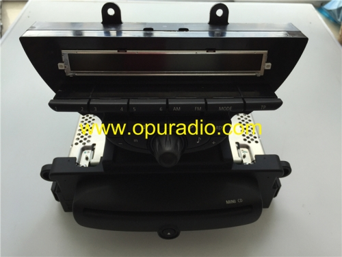 BMW 6512 3457152 RCD405-40 CD-Player Radio ENTRY CD für Mini Cooper One Countryman Autoradio Bluetooth RDS MP3