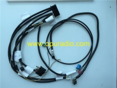 Wiring Harness Cables connectors for Testing Mercedes W221 S class S400 S550 S600 S63 S65 old style W216 CL550 Becker BE7011 BE7012 and new style too