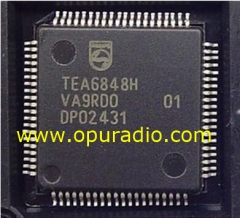 Philips TEA6848H QFP IC Chip