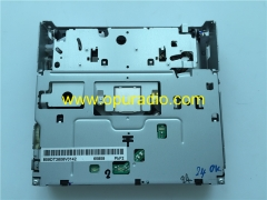 Matsushita single CD drive loader deck mechanism PCB E9A94 10Pin connector for 2009-2013 Toyota VENZA CD player MP3 A518AA A518AC A518AD car Radio Blu