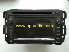 GM 22776897 Radio DENSO Navigation DW468100-6860 for 2010-2011 Chevrolet Tahoe Avalanche Silverado Suburban GMC YUKON Sierra Car CD DVD player Video G