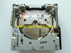 Fujitsu ten 6 CD changer mechanism 28034046 28012871 for Ford CD6 2006-2007 Focus F150 MUSTANG DELPHI DELCO car Radio MP3 AUX 7S4T-18C815-BC BA BD