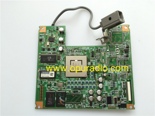 PC board NAV 462151-7100 mainboard for GM15791220 Chevrolet C6 Corvette chevy 2008-2010 DENSO 468100-5600 Navigation GPS