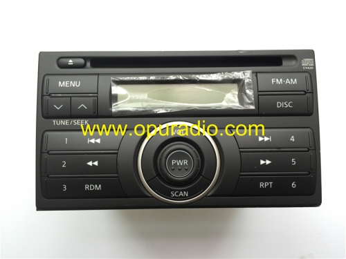 NISSAN 28185 EE15A Clarion PN-2871L for Nissan Versa 07-09 car Stereo Radio CD player MP3 CY42D
