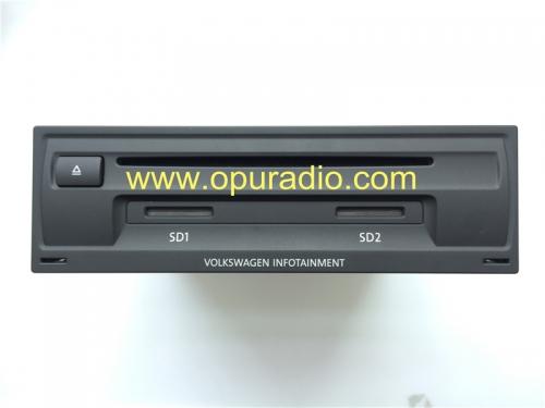 VOLKSWAGEN INFOTAINMENT SD1 SD2 MIB HAUPTGERÄT WIFI HARMAN AUTOMOTIVE 5G0  035 045 Bluetooth Navigation MAP GPS Audio Media für VW Golf GTI MK7 POLO