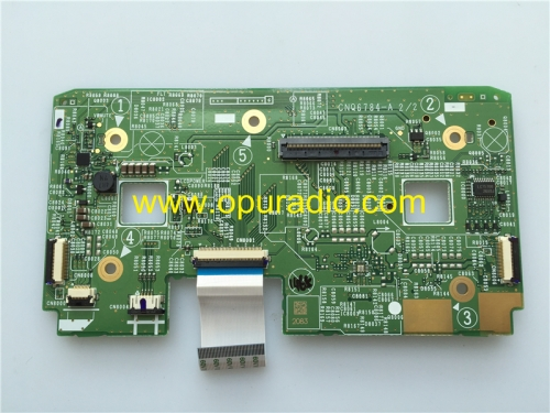 PC board power board for Display CNQ6784-A for Toyota Prado car radio DVD Media