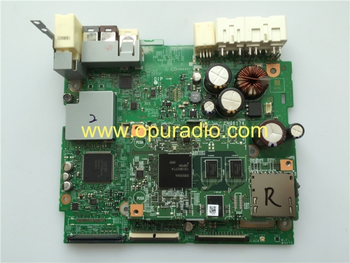 Mainboard Mother board CNQ5941 for Toyota 86140-60130 Prado car DVD audio CD player MP3 WMA Map bluetooth audio meddile East Version 2013-2015 English