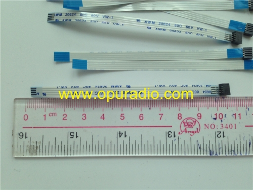 extend flex cable ribbon for Display 4Pin many kinds of touch screen touch panel 10PCS a lot