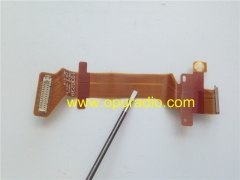 Ribbon Flex cable for Chrysler 300C Dodge Jeep Display monitor car DVD video Audio Media MP3 WMA JPEG SIRIUS