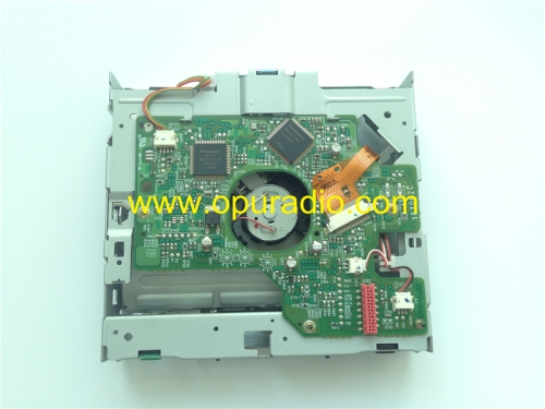 Blaupunkt Bosch VDO DDDK single CD drive loader deck mechanism PCB BP7-VA5 with 2 mounting for VW RCD radio Peugeot 307 car CD player Ford