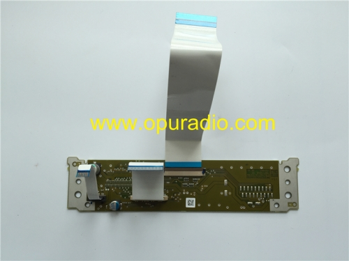 Harman Becker Automative PCB with flex cable ribbon for Becker BE7011 BE7012 BE7072 mercedes W221 GPS Navigation S500 S550 S600