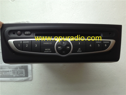 Renault CD radio VDO NISRDW310 for Koleos Europe MP3 Nissan 28185 JY01A car radio audio Made in France