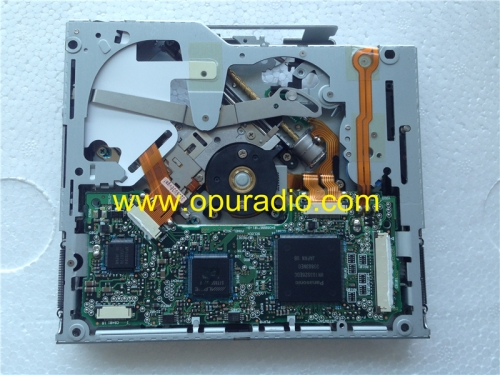 100% brand new DV35M120 DV33M12A DV33M12B Alpine DVD drive loader deck Navi mechanism for Mercedes R350 Navigation DVD-ROM Toyota B9001 Corolla TNS 60