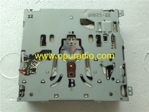 DDDK single CD drive loader deck mechanism for Mercedes-Benz SL550 Comand 2.0 CD Navigation NTG Becker car radio Audi made in Germany