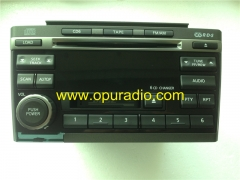 100% brand new NISSAN PN-2432D Clarion 6 Disc CD changer for Maxima radio AM/FM CD Cassette Player 2001-2003 BOSE sounds systems US Canada Frequency
