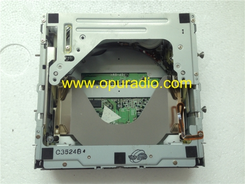 SONY 1DINCDC 6 CD mechanism exact PCB for Volkswagen Golf Bora Passat GTI MK5 MK6 Phaeton Audi A4 A6 Bentley car CD changer old style