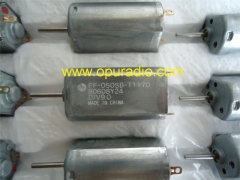 FF-050SB-11170 9.0V FF-050-SK-11170 Load motor for DVD-M5 M6 M3 most 6 CD mechansim for car radio repair