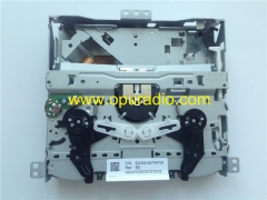 Fujitsu Ten single CD drive deck mechanism loader for 2014-2015 Toyota COROLLA 86100-02100 02000 HD Radio 100150 AUDIO APPS Bluetooth Phone Navigation