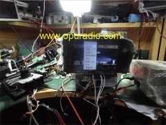 mainboard mother board for Mercedes W221 S class car head unit repair