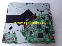 panasonic Matsushita 6 CD changer mechanism a copper on top PCB 14Pin connector with MP3 for Volkswagen Touran RCD500 CD-Wechsler car radio CX-CA1796G