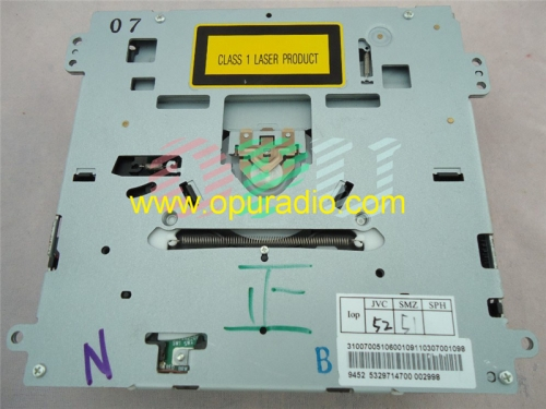 chrysler RES single disc MP3 CD drive loader deck mechanism for chrysler 200 convertible SIRIUS P68021159AE