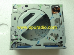 pioneer 6-disc CD/DVD changer Mechanism without PCB old style for OEM Toyota LAND CRUISER Lexus IS250 IS350 ES350 ES240 RX270 RX350 LX570 car navigati