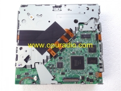 Matsushita Panasonic 6 CD/DVD changer mechanism with exact PCB for Harman Becker Mercedes C220 CDI 09 BE7051 BE9060 A2049069900 Porsche PCM3 Chrysler