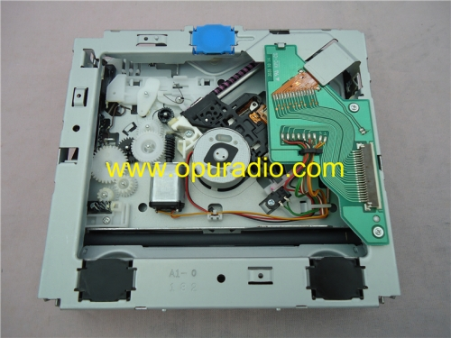 fujitsu ten single CD drive deck loader mechanism for Toyota Corolla 86120-02E50 11857 MP3 car radio 2011-13