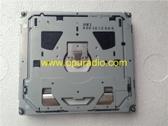 Single DVD mechanism drive loade RAE3370 laser pick up for Chinese OEM car radio RoadRover