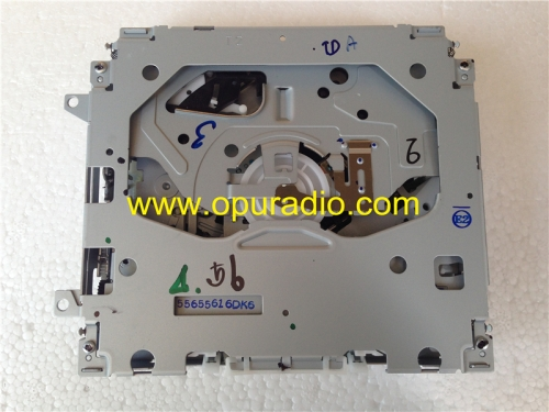 Pioneer single CD drive loader deck mechanism CNP8458-A for DEH-P4700MP DEH-P6700MP car CD player BMW Business CD radio old style