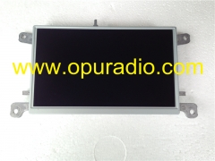 panasonic 8T0 919 603G LCD display monitor screen for Audi Q5 A5 A4L car radio audio