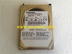 TOSHIBA DISK DRIVE MK3029GAC hard disk 30GB HDD2198 DC+5V 1.1A 8455MB for chrysler HDD alpine car navigaiton audio systems RT4 Citroen C5 Peugeot
