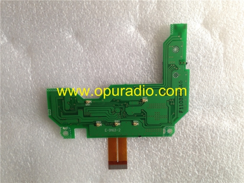 PCB from drive for Nissan Tenna GM chevrolet GMC car DVD audio radio navi
