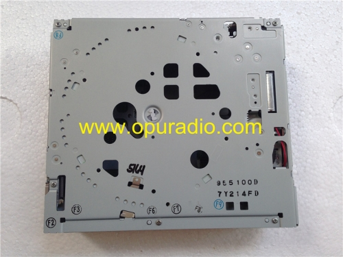Mitsubishi 6 CD/DVD changer mechanism drive loader laufwerk with exact PCB for Mercedes Comand NTG5 NTG2.5 car Navigation Audio video