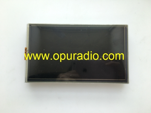 6.5Inch LCD Display LQ065T5GR01 touch screen panel for TOYOTA HILUX car GPS Navigation LCD monitor digitizer