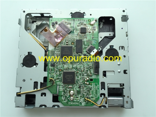 Panasonic single CD drive loader deck mechanism for GM 20883056 25966512 15940102 DENSO CD Navigation 2008 Chevrolet Tahoe Bose HYBRID GPS 2011