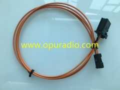 Brand new 80CM Optical most cable line for Audi Mercedes Bmw F20 AMP Bluetooth car GPS fiber cable
