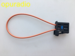Optical fiber cable Male line for Audi BMW Mercedes car audio repair parts