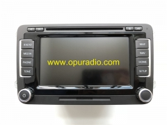 Radio Navigation RNS510 SSD Continental for 2014 up VW Passat Golf Jetta Skoda Seat car audio Media Phone MAP GPS Bluetooth CD DVD Player Unlock
