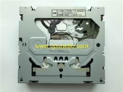 single CD drive loader deck mechanism for 2001 Audi A3 S3 8L Symphony car radio BOSE 8L0035195 Player
