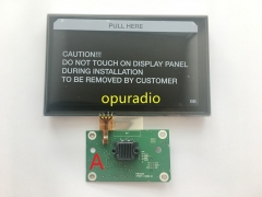 OEM original new 8.0inch LCD display with touch digitizer connector PCB for Ford Sync2 Car DVD audio