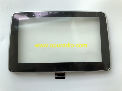 Only Touch Screen Digitizer for Monitor TM070RDZ38 2014-2016 Mazda 3 Center-Display Infomation BHP1611JOD 1JOC YPDMYF-14E800-AE AD