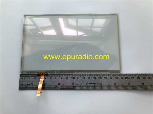 Touch screen Digitizer Fujitsu Ten for Toyota Highlander Alphard AISIN AW Navigation Radio
