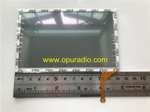5.0inch Touch screen digitizer LQ050T5DW02 IPS2P2301-E for Fiat 330 500 VP2 Continental Dodge Ram 1500 Car replacement