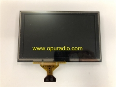 LQ070Y5LW04 Display monitor with Touch screen Digitizer for 2018 2019 Toyota Camry Hybrid 86140-06440 Entune car audio Media Phone APPS info Pioneer